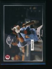 WANDER FRANCO 2019 Topps On-Demand 1955 Bowman Tampa Bay Rays Rookie Card RC