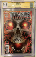 THANOS 15 CGC SS 9.8 Donny Cates Cosmic Ghost Rider Silver Surfer Black Endgame