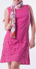 Summer Linen Hand-wash Only Dresses for Women