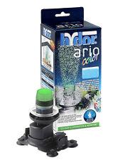 Hydor Ario Colour 4 Green Bubble LED Airation Oxygenating Aquarium Fish Tank