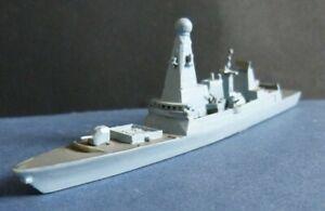 Holz Modell 1:1250 : Zerstörer HMS Decoy - Royal Navy