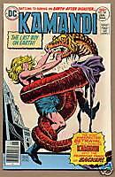 KAMANDI, LAST BOY ON EARTH #48, DC Comics 1976, VF-