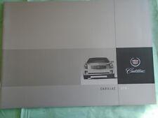 Cadillac CTS brochure 2004