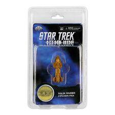 Star Trek: ataque Ala sectas Halik Raider (20) nuevo y en caja de onda