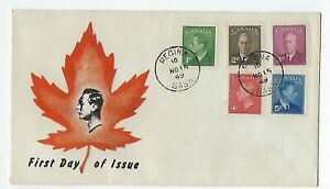 King George VIII First Day Cover