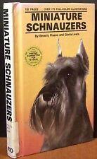 Miniature Schnauzers, Pisano, Beverly, & Gloria Lewis, Good Book