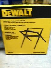 NEW DEWALT DW7451 FOLDING PORTABLE TABLE SAW LEG STAND KIT FOR DW745 SALE PRICE