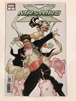 Mr and Mrs X #1 Rogue Gambit Marvel Comic 1st Print 2018 unread NM