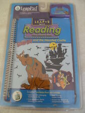 Leapfrog LeapPad Interactive Book, Scooby Doo and The Haunted Castle NEW SEALED