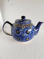Polish Pottery-Teapot 1 L