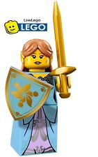 Lego Minifigures 71018 Series 17 - #15 ELF GIRL WARRIOR PRINCESS Sealed Figure