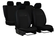 ECO LEATHER TAILORED SEAT COVERS FOR NISSAN NAVARA 4 NP 300 2015 ONWARDS