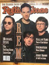 Rolling Stone #625 R.E.M. cover, Hall Of Fame, Boyz II Men