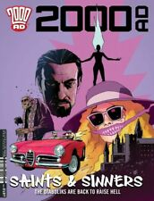 2000AD Prog #2197 Septembre 2020 GB Revue Rebellion