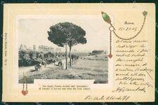 Roma Città Via Appia Nuova cartolina VK1351