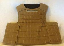 Pinnacle Armor IIIA body armor bulletproof vest XL makers of dragon skin