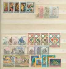 VATICAN Art Religion Sheet MNH MH Used Covers FDC (Appx 100 Items) W3341