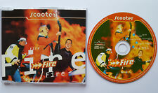 █▬█ Ⓞ ▀█▀   Ⓗⓞⓣ  FIRE Ⓗⓞⓣ CHOIRE DANCE Ⓗⓞⓣ  4 Track CD  Ⓗⓞⓣ SCOOTER Ⓗⓞⓣ MCD Ⓗⓞⓣ