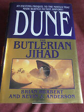Dune: Butlerian Jihad by Brian Herbert & Kevin J. Anderson SIGNED 1st HC Frank
