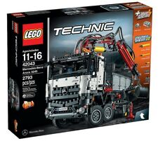 Lego Technic 42043 - Mercedes-Benz Arocs 3245 - NEU !