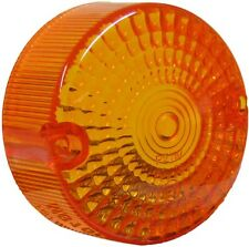 Indicator Lens Rear L//H Amber for 1975 Yamaha DT 125 B Twin Shock