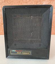 Duracraft CZ-1200 Portable Ceramic Air Space Fan Heater 1500W Heat Furnace