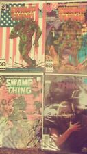 Swamp Thing #44, #46, #48, #154 NM