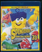 EBOND SpongeBob: Fuori dall'Acqua BLU-RAY 3D +  BLU-RAY D560525