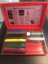 GATCO Knife Sharpening set Excellent Pre-owned Condition Complete