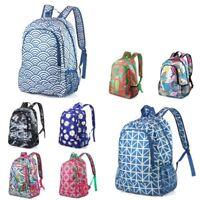 Women Girls Shoulder School Bag Laptop Backpack Travel Outdoor Satchel Rucksack