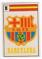 figurina SCUDETTO CALCIATORI EDIS 1977/78 numero 56/A BARCELONA