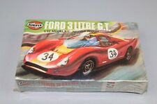 ZF1316 Airfix 1/32 maquette voiture 03408-9 Ford 3 Litre G.T. Serie 3