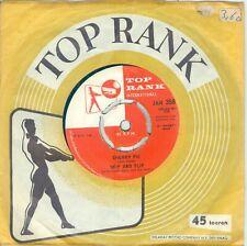 "SKIP AND FLIP ( SKIP BATTIN PRE-BYRDS)  CHERRY PIE ( U.K. TOP RANK 7""PS) 1960"