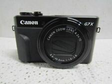 Canon PowerShot G7 X Mark II 20.1-Megapixel Digital Camera Video Creator Kit