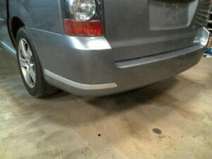 Rear Bumper With Bumper Moulding Fits 04-06 MAZDA MPV 523051