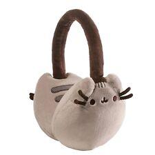 Gund Pusheen Plush Cat Earmuffs Stuffed Toy