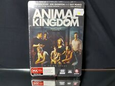 Animal Kingdom 2 Discs Collectors Steelbook DVD Video NEW/Sealed