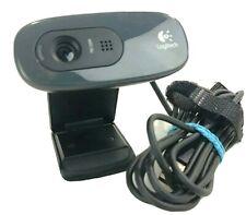 Logitech C270 720p HD Webcam with Built-in Mic/ Manual