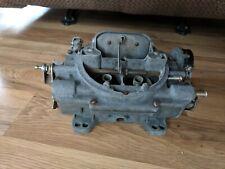 Ford AFB Carter 4 Barrel Carburetor #2312 J9 96265A