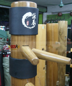 Wing Chun Kung Fu Pad Ip Man Wooden Dummy Punch Head Wing Tsun Protect Pad 2pcs