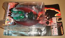 DEVILMAN DETAIL FIGURE LIMITED EDITION DEVILMAN TV CLEAR COLOR UNIFIVE 1998