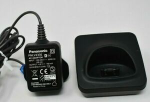 Panasonic KX-TGC222 Replacement Add On Base Unit PNLC1042 PNLV233E Power Supply