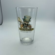 Gumprion Woodchuck Hard Cider Pint Drinking Glass Tumbler