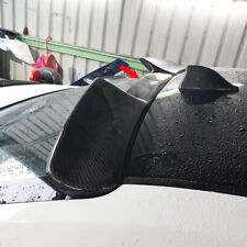 Carbon For Toyota Corolla Altis 11th 11.5th HIGH KICKS Rear V Roof Spoiler 14-18