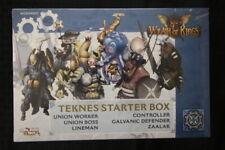 Wrath of Kings Teknes Starter Box w/ Kickstarter Stretch Goals Addon