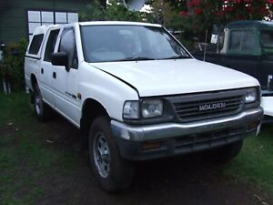 Holden Rodeo 4x4 twin cab 1995