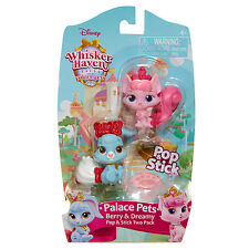 Whisker Haven Tales Palace Pets Pop and Stick 2 Pack - Berry and Dreamy *NEW*