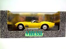 Corvette 1969 Convertible 427 1:43 die cast Model by Vitesse Big Block Sidepipes