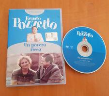 RENATO POZZETTO ** Un Povero Ricco : il DVD ** ( Ornella Muti) Ottimo e Raro