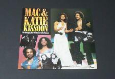 MAC & KATIE KISSOON Vinyl LP THE SWINGING SOUL OF mac et katie Kissoon, EX +